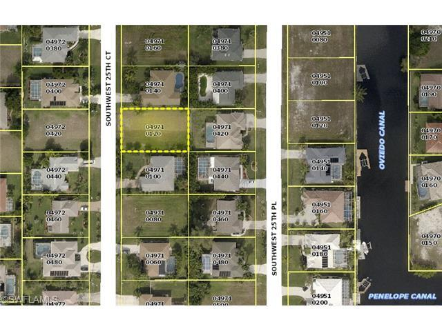 4303 SW 25th Ct, Cape Coral, FL 33914 (#214014828) :: Homes and Land Brokers, Inc