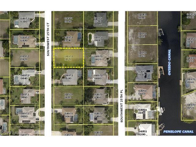 4303 SW 25th Ct, Cape Coral, FL 33914 (MLS #214014828) :: The New Home Spot, Inc.