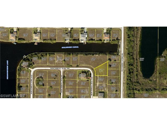3549 NW 41st Ave, Cape Coral, FL 33993 (#214015934) :: Homes and Land Brokers, Inc
