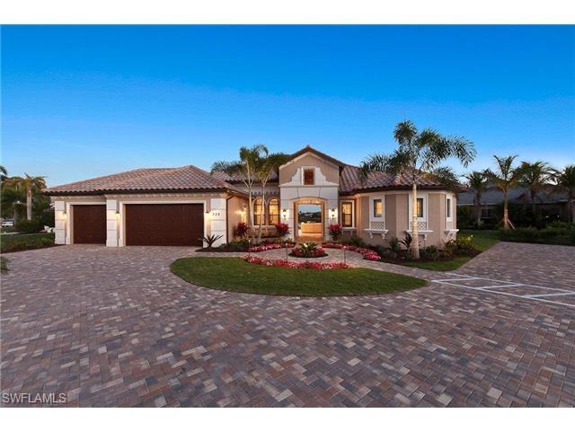 722 SW 49th Ln, Cape Coral, FL 33914 (MLS #214017175) :: The New Home Spot, Inc.