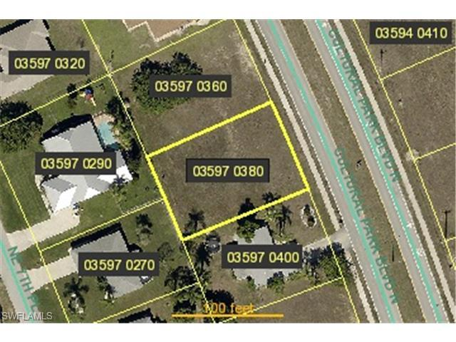 222 Cultural Park Blvd N, Cape Coral, FL 33909 (#214039638) :: Homes and Land Brokers, Inc