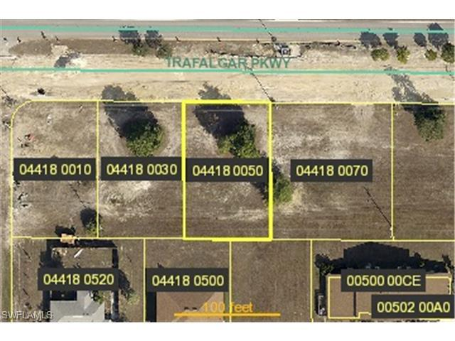 1206 SW Trafalgar, Cape Coral, FL 33991 (#214039771) :: Homes and Land Brokers, Inc