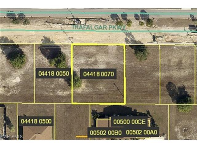 1202 SW Trafalgar, Cape Coral, FL 33991 (#214039773) :: Homes and Land Brokers, Inc