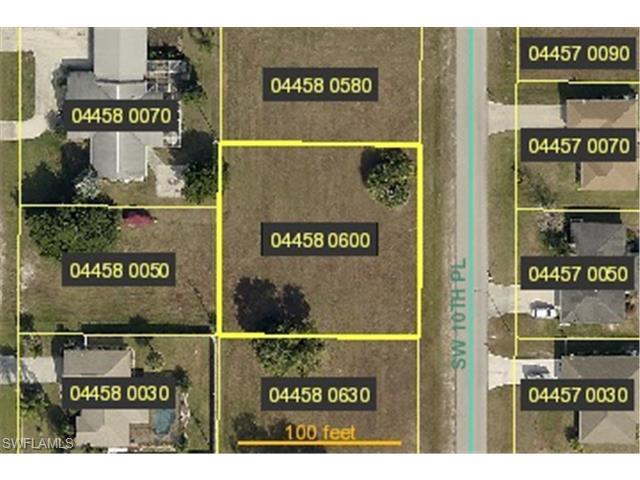 1210 SW 10th Pl, Cape Coral, FL 33991 (MLS #214039849) :: The New Home Spot, Inc.