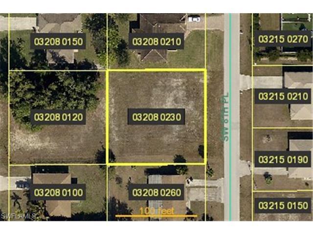 2938 SW 8th Pl, Cape Coral, FL 33914 (MLS #214040095) :: The New Home Spot, Inc.
