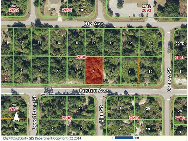 17348 Poston Ave, Port Charlotte, FL 33948 (MLS #214042209) :: The New Home Spot, Inc.