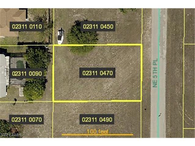 2604 NE 5th Pl, Cape Coral, FL 33909 (MLS #214042901) :: The New Home Spot, Inc.