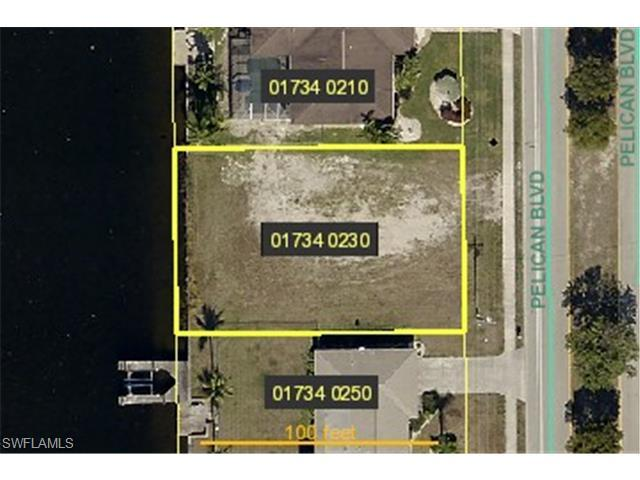 4526 Pelican Blvd, Cape Coral, FL 33914 (#214048561) :: Homes and Land Brokers, Inc
