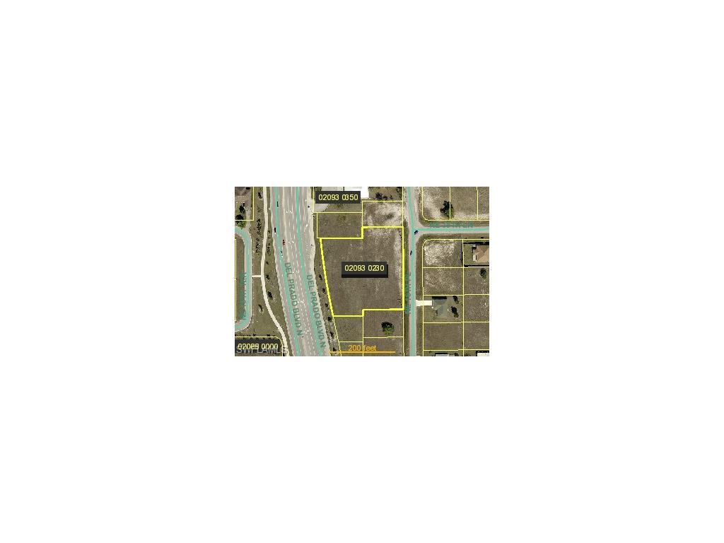 1525 Del Prado Blvd N, Cape Coral, FL 33909 (MLS #214049556) :: The New Home Spot, Inc.