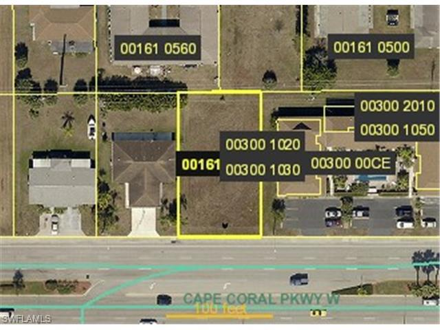 157 Cape Coral Pky W, Cape Coral, FL 33914 (#214063674) :: Homes and Land Brokers, Inc