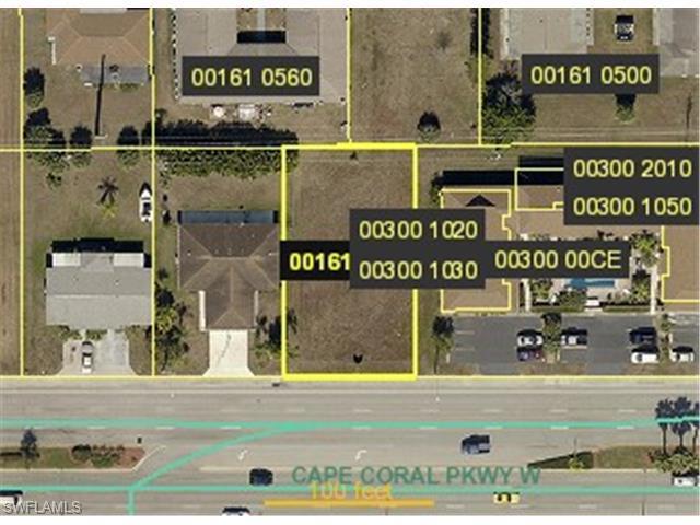 157 Cape Coral Pky W, Cape Coral, FL 33914 (MLS #214063674) :: The New Home Spot, Inc.