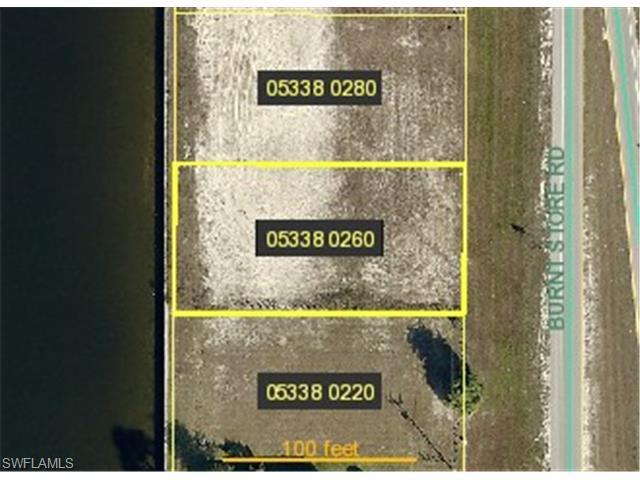 508 Burnt Store Rd S, Cape Coral, FL 33991 (#214068780) :: Homes and Land Brokers, Inc