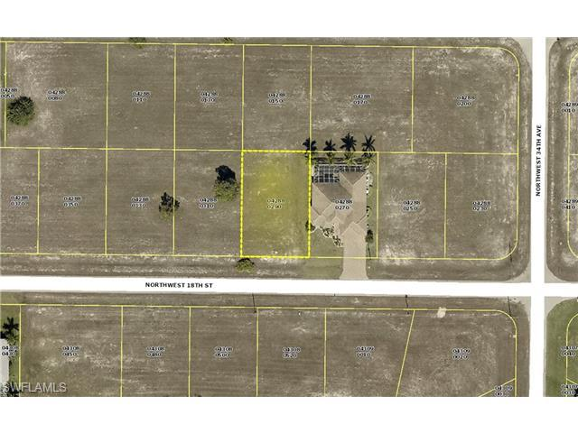 3413 NW 18th St, Cape Coral, FL 33993 (#214069137) :: Homes and Land Brokers, Inc