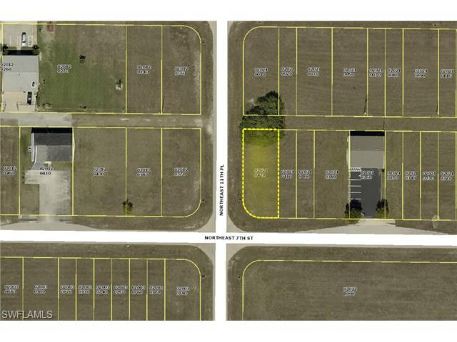 1101 NE 7th St, Cape Coral, FL 33909 (#215000769) :: Homes and Land Brokers, Inc