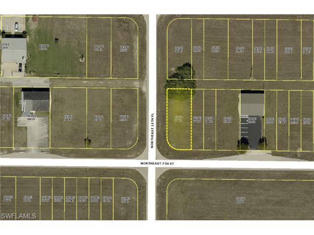 1101 NE 7th St, Cape Coral, FL 33909 (MLS #215000769) :: The New Home Spot, Inc.