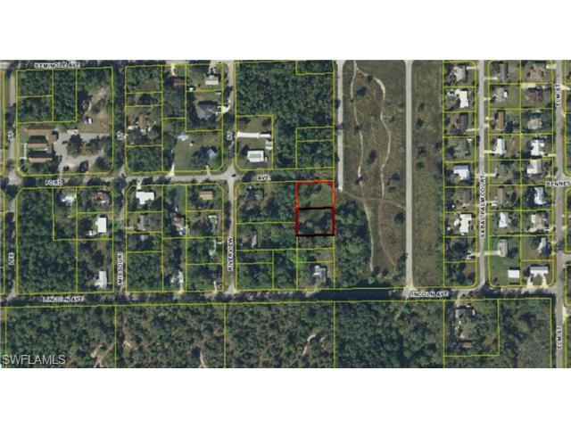 0 Ford Ave, Labelle, FL 33935 (#215004497) :: Homes and Land Brokers, Inc