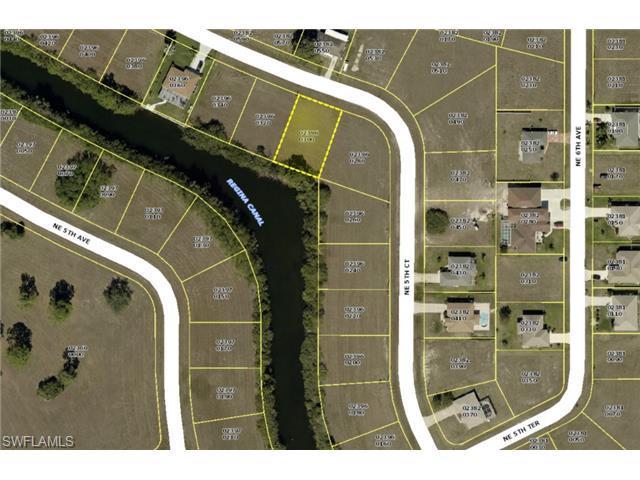 546 NE 5th Ct, Cape Coral, FL 33909 (MLS #215009038) :: The New Home Spot, Inc.