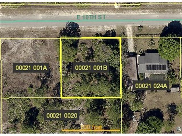 3802 E 10th St, Lehigh Acres, FL 33972 (#215009209) :: Homes and Land Brokers, Inc