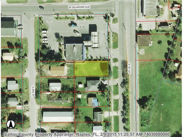 407 S 1st St SW, Immokalee, FL 34142 (#215009547) :: Homes and Land Brokers, Inc