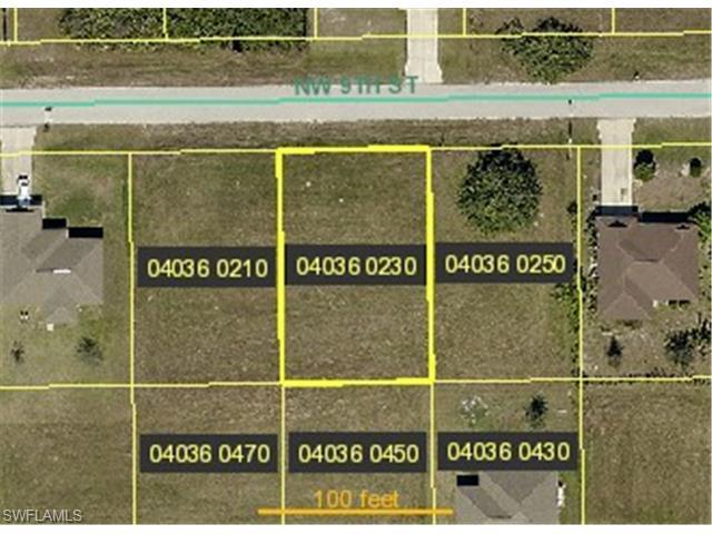 2436 NW 9th St, Cape Coral, FL 33993 (MLS #215011184) :: The New Home Spot, Inc.