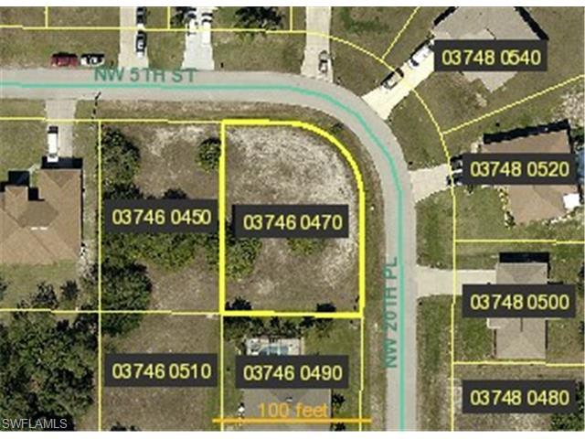 2016 NW 5th St, Cape Coral, FL 33993 (MLS #215013680) :: The New Home Spot, Inc.