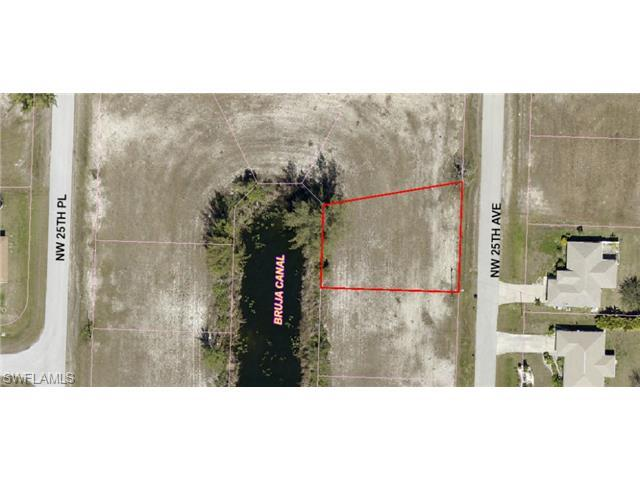1108 NW 25th Ave, Cape Coral, FL 33993 (MLS #215017932) :: The New Home Spot, Inc.