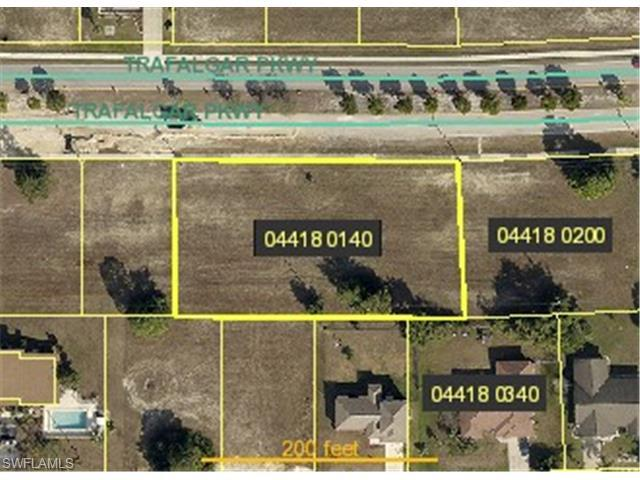 1122 SW Trafalgar Pky, Cape Coral, FL 33991 (#215021560) :: Homes and Land Brokers, Inc