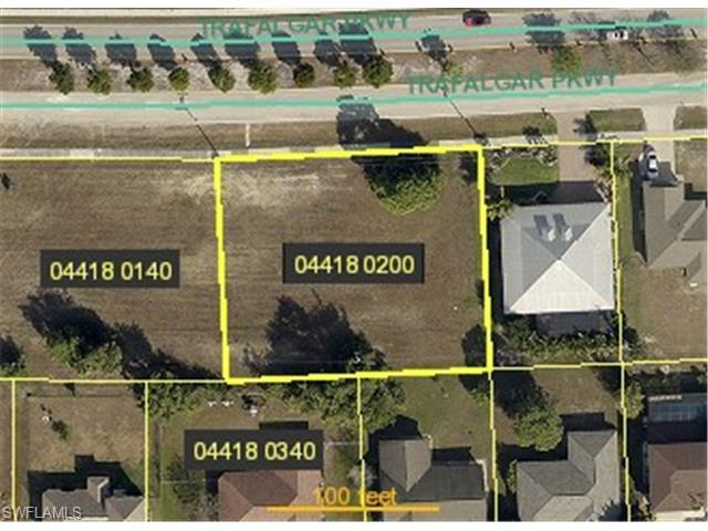 1112 SW Trafalgar, Cape Coral, FL 33991 (#215021565) :: Homes and Land Brokers, Inc