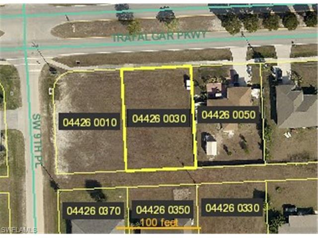 848 SW Trafalgar Pky, Cape Coral, FL 33991 (MLS #215021572) :: The New Home Spot, Inc.