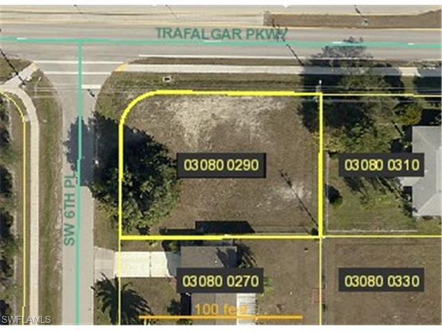 1603 SW 6th Pl, Cape Coral, FL 33991 (MLS #215021715) :: The New Home Spot, Inc.