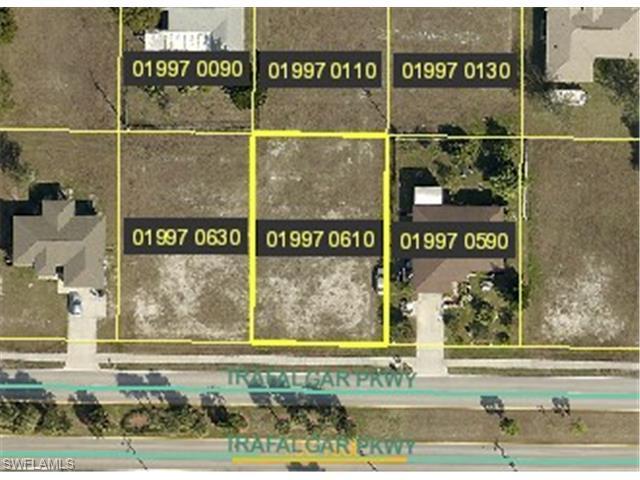 401 SW Trafalgar Pky, Cape Coral, FL 33991 (MLS #215022033) :: The New Home Spot, Inc.