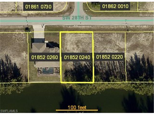 144 SW 28th St, Cape Coral, FL 33914 (MLS #215022036) :: The New Home Spot, Inc.