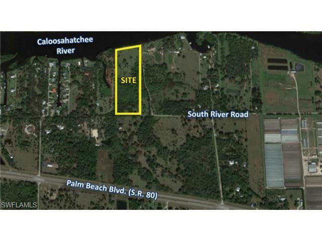 19101 S River Rd, Alva, FL 33920 (#215024199) :: Homes and Land Brokers, Inc