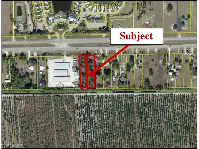 5729 W Sr 80, Labelle, FL 33935 (#215027058) :: Homes and Land Brokers, Inc