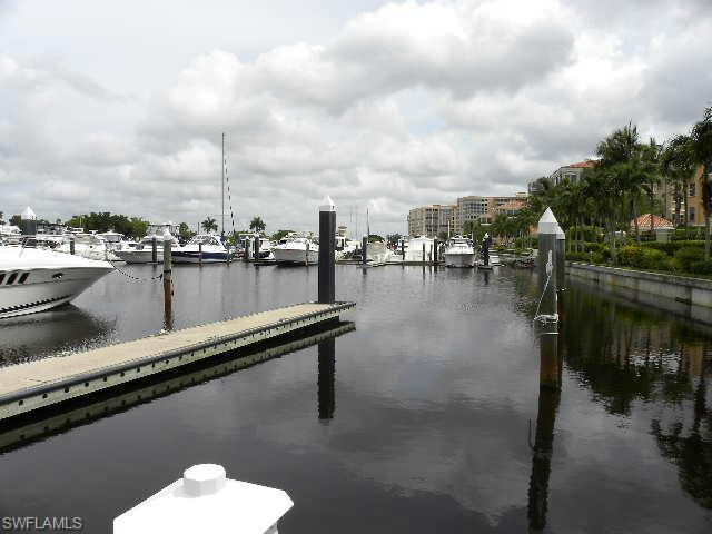 38 Ft. Boat Slip At Gulf Harbour E-1 E, Fort Myers, FL 33908 (#215030799) :: Homes and Land Brokers, Inc