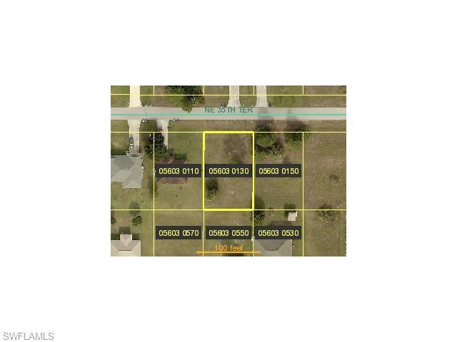 1524 NE 35th Ter, Cape Coral, FL 33909 (#215031060) :: Homes and Land Brokers, Inc