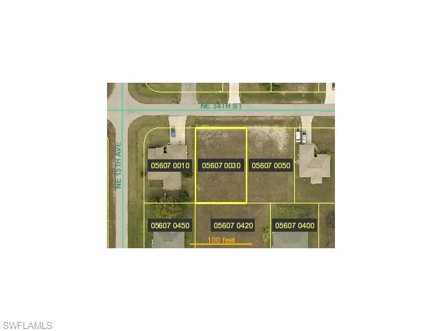 1504 NE 34th St, Cape Coral, FL 33909 (#215038172) :: Homes and Land Brokers, Inc
