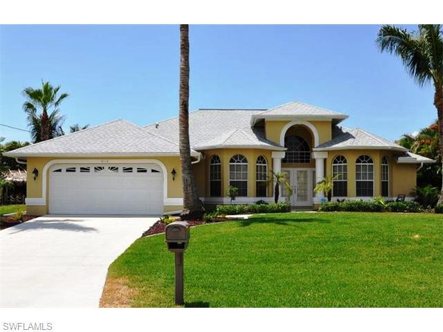 2110 SW 48th Ter, Cape Coral, FL 33914 (MLS #215038865) :: The New Home Spot, Inc.