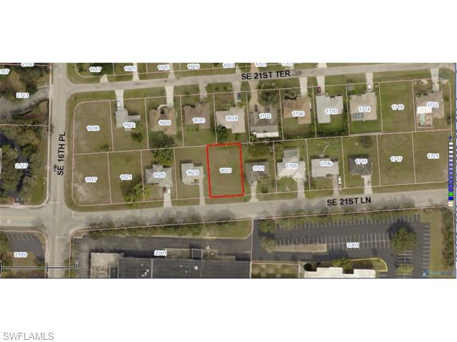 1633 SE 21st Ln, Cape Coral, FL 33990 (#215040696) :: Homes and Land Brokers, Inc