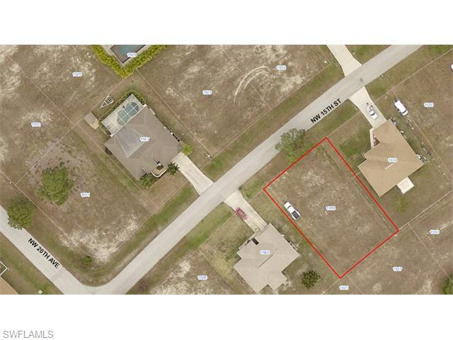 1918 NW 15th St, Cape Coral, FL 33993 (#215040915) :: Homes and Land Brokers, Inc