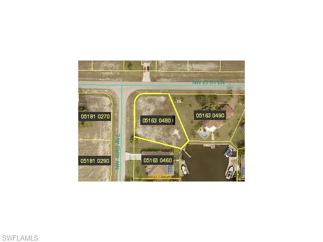 4220 NW 27th Ln, Cape Coral, FL 33993 (MLS #215045559) :: The New Home Spot, Inc.