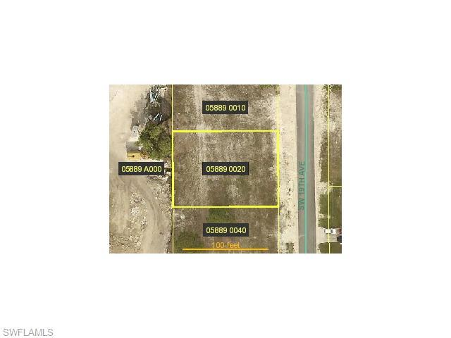 2806 SW 19th Ave, Cape Coral, FL 33914 (#215048003) :: Homes and Land Brokers, Inc
