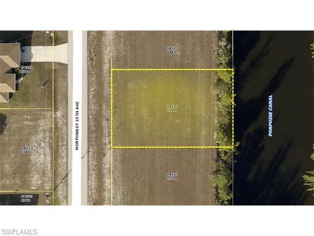 2331 NW 35th Ave, Cape Coral, FL 33993 (MLS #215050148) :: The New Home Spot, Inc.