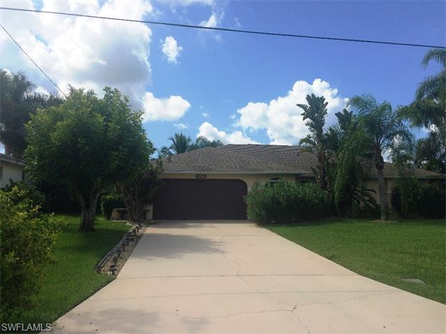 2614 SW 37th Ter, Cape Coral, FL 33914 (#215052994) :: Homes and Land Brokers, Inc