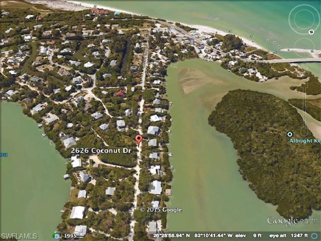 2626 Coconut Dr, Sanibel, FL 33957 (MLS #215053263) :: The New Home Spot, Inc.