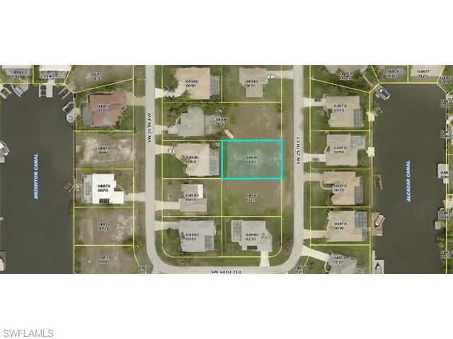 4002 SW 25th Ct, Cape Coral, FL 33914 (MLS #215063351) :: The New Home Spot, Inc.