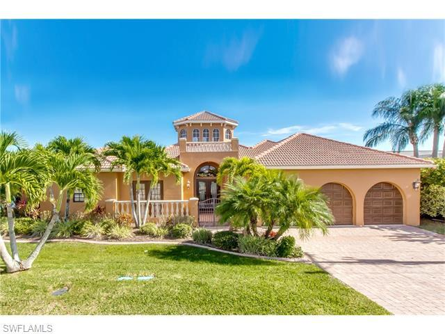 4901 Skyline Blvd, Cape Coral, FL 33914 (MLS #215071997) :: The New Home Spot, Inc.