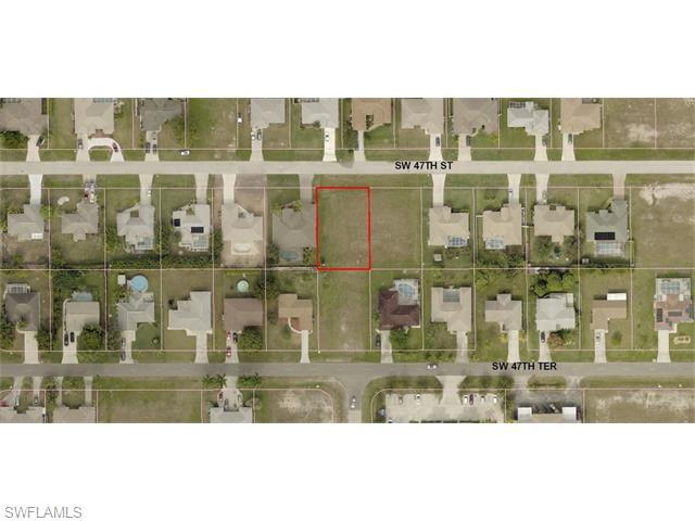 1132 SW 47th St, Cape Coral, FL 33914 (MLS #215072010) :: The New Home Spot, Inc.