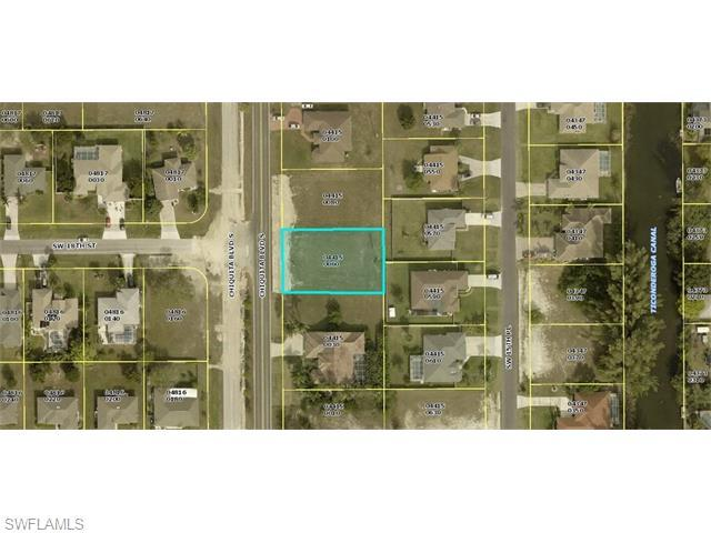 1719 Chiquita Blvd S, Cape Coral, FL 33991 (#216001415) :: Homes and Land Brokers, Inc