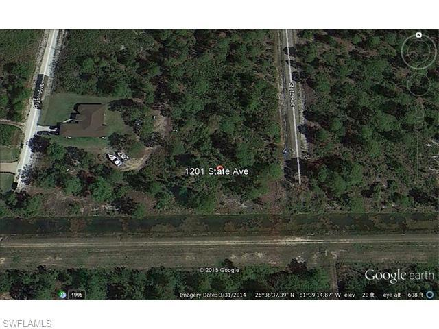 1201 State Ave, Lehigh Acres, FL 33972 (#216002308) :: Homes and Land Brokers, Inc